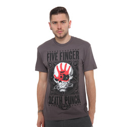 Five Finger Death Punch - Punchagram T-Shirt