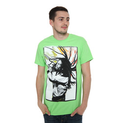 Bob Marley - Flying Dreads T-Shirt
