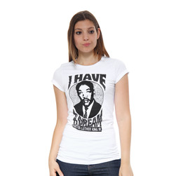 Martin Luther King Jr. - I Have A Dream Women T-Shirt