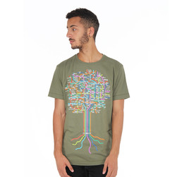 1210 Apparel - Hip Hop Roots T-Shirt