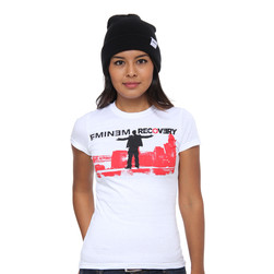 Eminem - Top Of The World Women T-Shirt