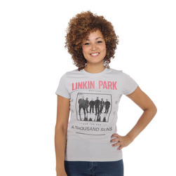 Linkin Park - Waiting For the End Women T-Shirt