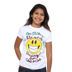 Mac Miller - Cheesing From Cheek 2 Cheek Women T-Shirt