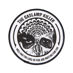 Gaslamp Killer, The - My Troubled Mind Patch