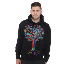 1210 Apparel - Hip Hop Roots Hoodie