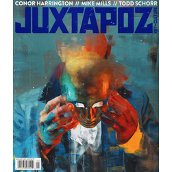 Juxtapoz Magazine - 2017 - 01 - January