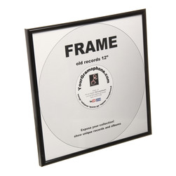 "Your Gramophone - 12"" Record Frame"