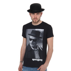 Breaking Bad - Heisenberg Photo T-Shirt