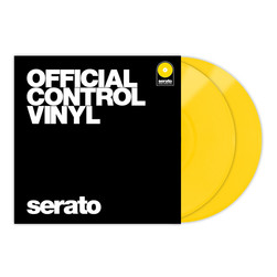 Serato - Control Vinyl Performance Series Yellow