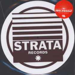 Strata Records - Logo Slipmats