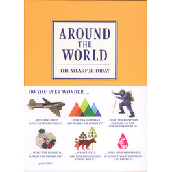 A. Losowsky, S. Ehmann & R. Klanten - Around The World - The Atlas For Today