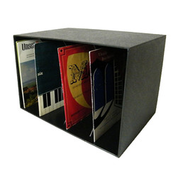 "Vinyl Storage - 7"" Record Storage Box (80)"