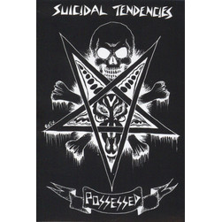 Suicidal Tendencies - Possessed Sticker