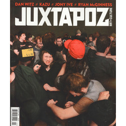 Juxtapoz Magazine - 2015 - 01 - January