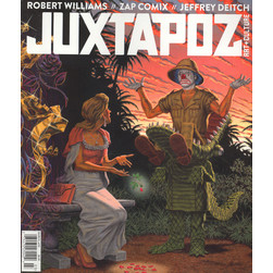 Juxtapoz Magazine - 2015 - 03 - March