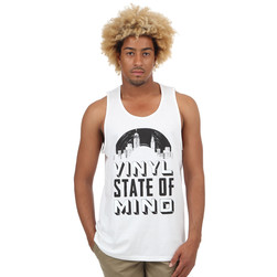 101 Apparel - Vinyl State Of Mind Tank Top