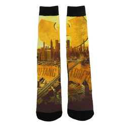 Wu-Tang Clan - City Scape Socks