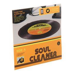 LP Vinyl Cleaning Cloth Soul Cleaner - LP Vinyl Reinigungstuch Soul Cleaner