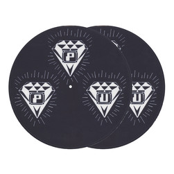 Peoples Potential Unlimited - PPU B&W Diamond Slipmats