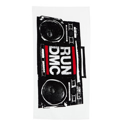 Run DMC - Stereo Beach Towel