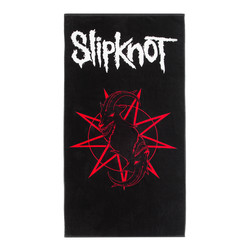 Slipknot - Slipknot Logo Beach Towel