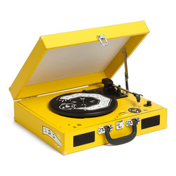 Third Man & Light In The Attic present - This Belongs To ___ Portable Turntable