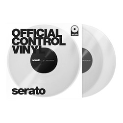 Serato - Control Vinyl Performance Series CLEAR
