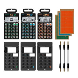 Teenage Engineering x Cheap Monday - Pocket-Operator PO-10 (Black Friday Bundle)