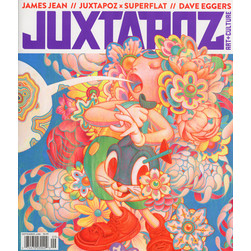 Juxtapoz Magazine - 2016 - 09 - September