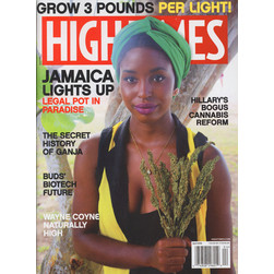 High Times Magazine - 2016 - 04 - April