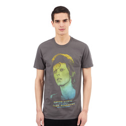 David Bowie - Ziggy Stardust Large Photo T-Shirt