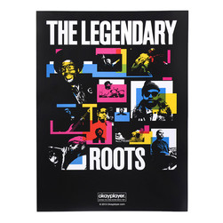 """Roots, The - """"Legendary Rockers"""" Poster"""
