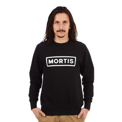 Mortis - Logo Crewneck Sweater
