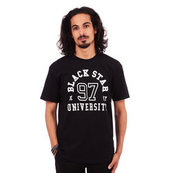 Black Star - University T-Shirt
