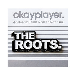Roots, The - The Roots Enamel Pin