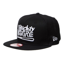Naughty By Nature - Logo New Era Snapback Cap