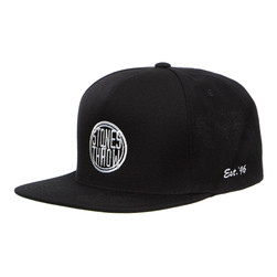 Stones Throw - 5 Panel Baseball Snapback Cap