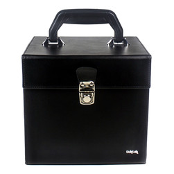 "tuktuk - 7"" Leather Record Box"
