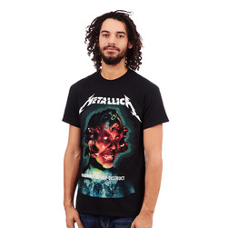 Metallica - Hard Wired Album Cover T-Shirt