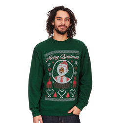 Questlove - Merry Questmas Holiday Crewneck Sweater