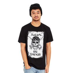 Suicidal Tendencies - Rick Clayton Skull T-Shirt
