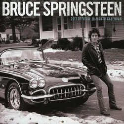 Bruce Springsteen - 2017 Official Calendar