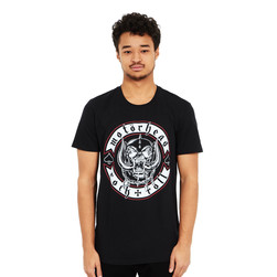 Motörhead - Biker Badge T-Shirt