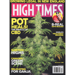 High Times Magazine - 2017 -03 - March
