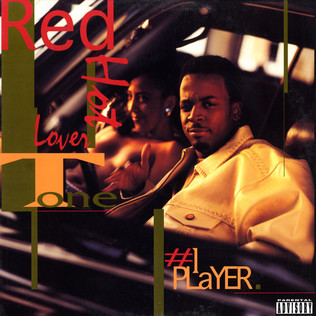 RED HOT LOVER TONE - #1 Player - Maxi x 1