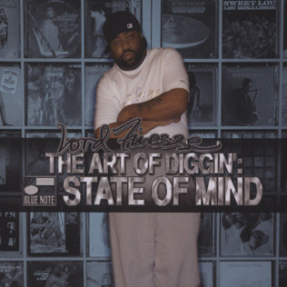 Lord Finesse The Art Of Diggin': Blue Note State Of Mind