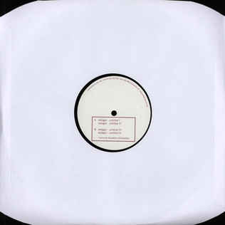 VEDAGOR - Untitled EP - 12 inch x 1