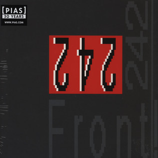 FRONT 242 - Front By Front - 33T