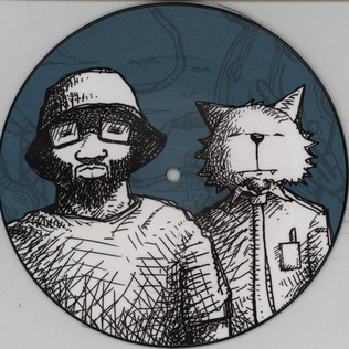 Audessey & A Cat Called Fritz By Design / The Hop Picture Disc Edition