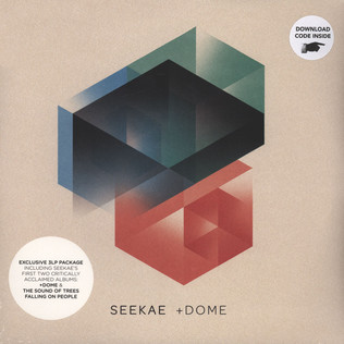 SEEKAE - +Dome / The Sound Trees Falling On People - LP x 3
